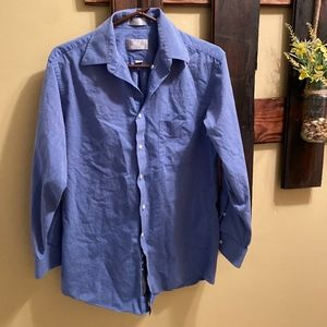 Blue Dress Shirt - Stafford